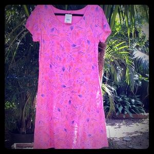 Fresh Produce Turtle Cove Sadie Dress, Flamingo SM